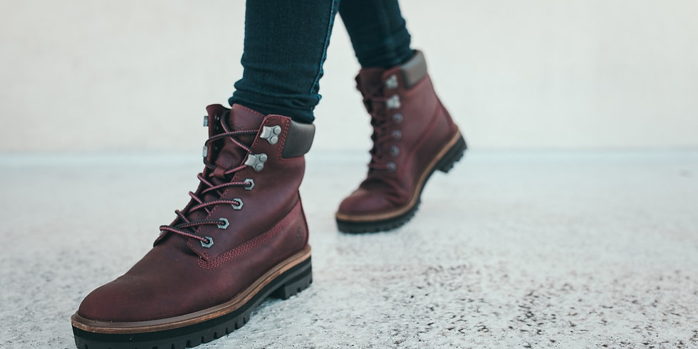 Stevig in je schoenen