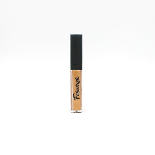 Liquid Lipstick Fashionable (Gold Metallic)