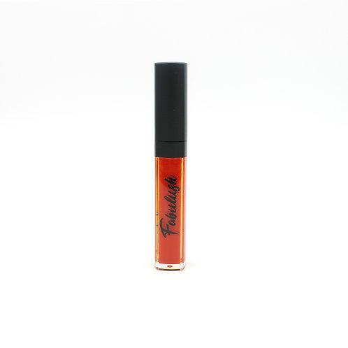 Liquid Lipstick Bonfire