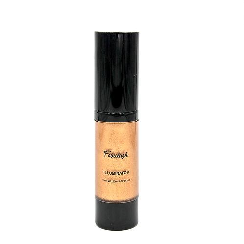 Illuminator Face Highlighter Liquid Gold
