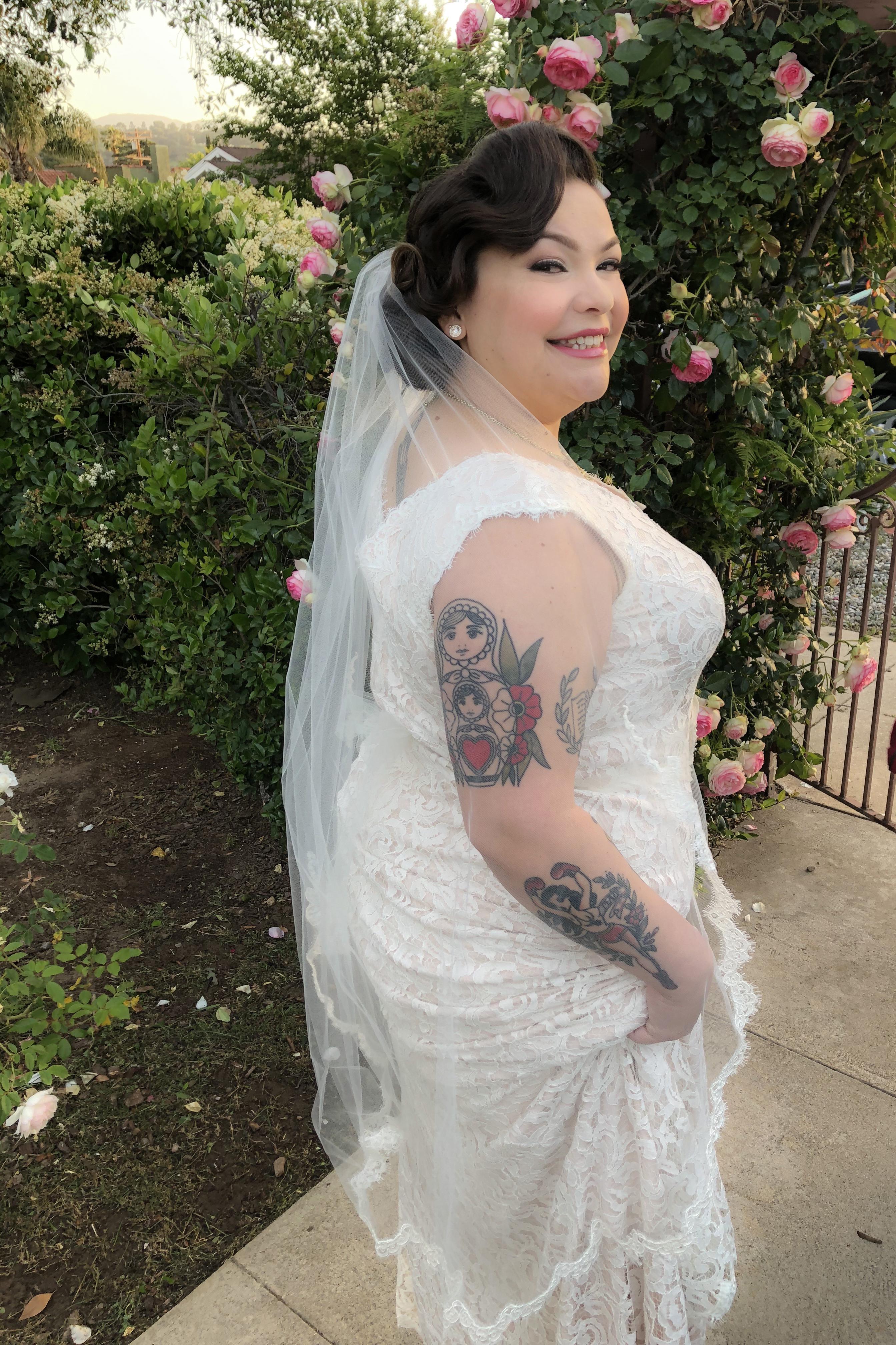 Gorgeous Vintage Bride