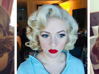 Los Angeles Wedding Makeup and Hair, Vintage and Contemporary for EVERY Woman!