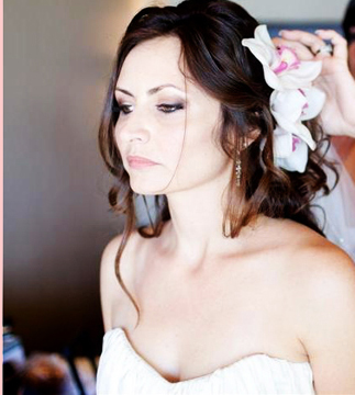 Wedding makeup and hair los angeles