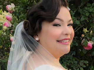 Retro Vintage Bride Los Angeles: Griffith Park Observatory Wedding!