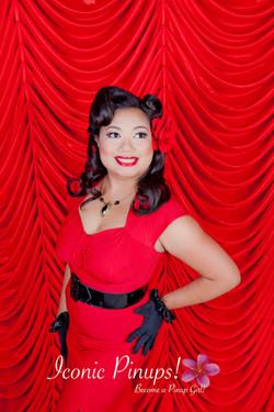 Red Valentine Shoots