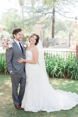 Pasadena Garden Wedding
