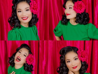 Vintage Hair Stylist Los Angeles!  It's what I do!