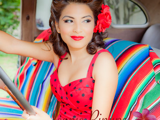 Los Angeles Quinceañera! Pinup, Rockabilly, Retro and Vintage Themed Photography, Makeup and Hair fo