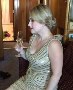 gatsby bridesmaid