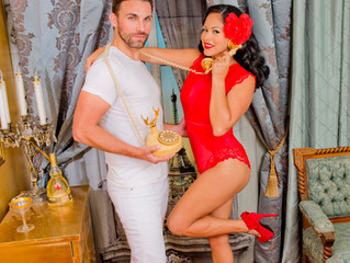 Boudoir and Sexy Couples Shoots for Valentines Day in L.A.! Pinup and Retro!