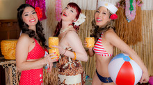 Los Angeles Bachelorette Party Ideas: Have a Pinup Party and Photo Shoot!