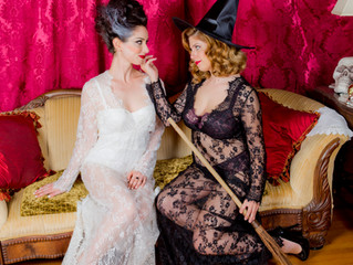 Happy Halloween $99 deal Iconic Pinups!