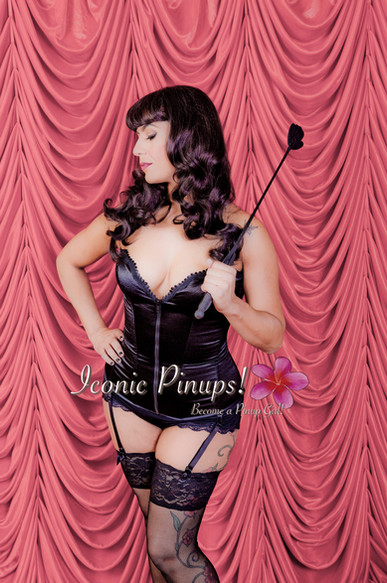 bettie page inspired
