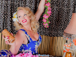 $48 Vacation Pinup shoot!