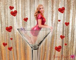 Valetine Cocktail Shoot