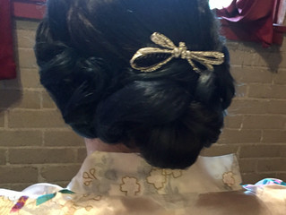 Bridal Hair and Makeup in Southern California, Retro and Romantic