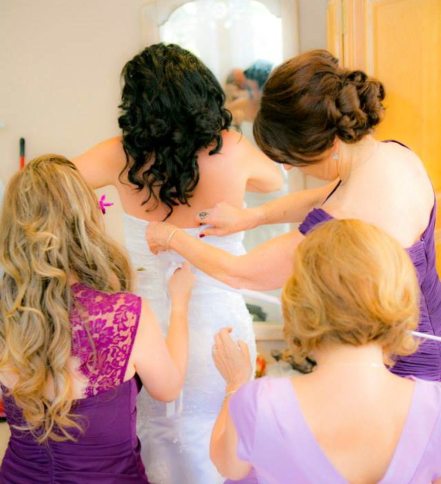 Wedding Hairstylist Los Angeles