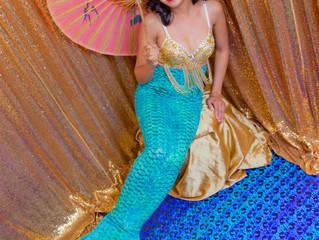Mermaid Photo Shoots Los Angeles: Be a Pinup Mermaid!