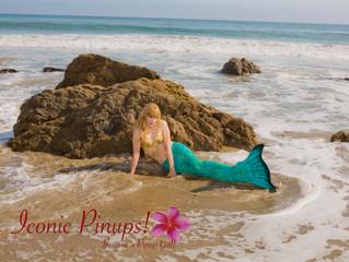 Mermaid Photo Shoots in Los Angeles!