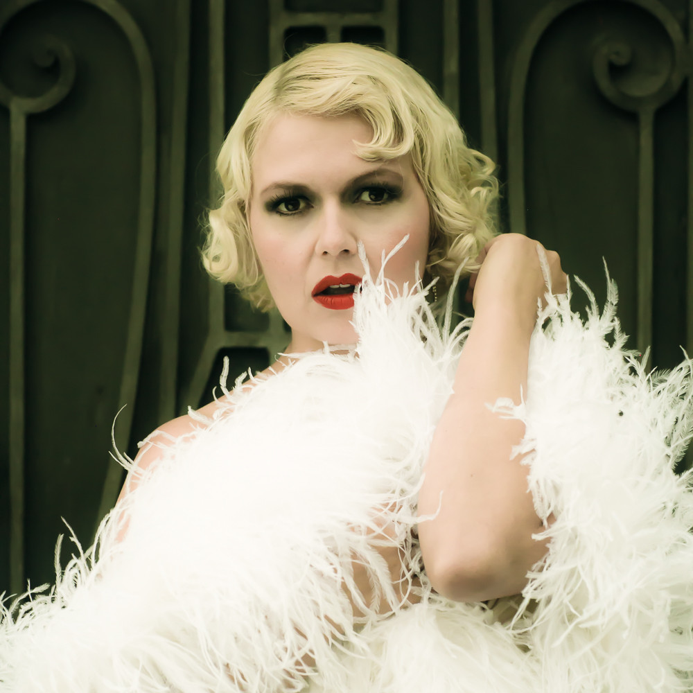 Jean Harlow, Gatsby Makeup and Hair