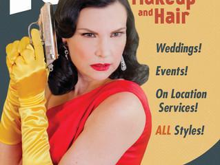 Best Event Makeup and Hair in Los Angeles:  Red Carpet, Weddings, Events, Quinceanera, Special Occas