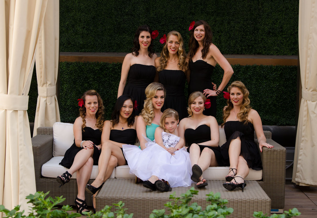 Oviatt Penthouse Wedding Los Angeles