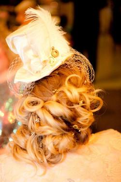Steam Punk Bride L.A.