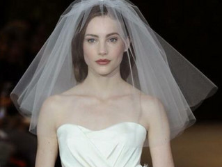 Beautiful bridal makeup and hair in Los Angeles, PLUS veil and hair accessory ideas!