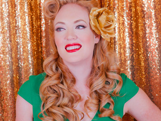 Attention Los Angeles: Iconic Pinups does Victory Rolls for Your Next Wedding, Bachelorette Party or
