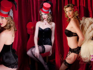 Burlesque Photoshoots for Los Angeles Bombshells!  $99 Boudoir and Burlesque for Pinups and the Rest