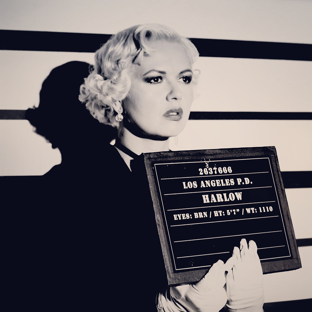 Gatsby Jean Harlow hairstyle Los Angeles