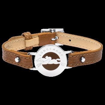 longchamp bracelet cuir