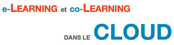 elearning et colearning