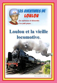 La vieille locomotive