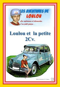 Loulou et la petite 2CV