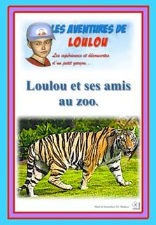 Loulou et ses amis au zoo
