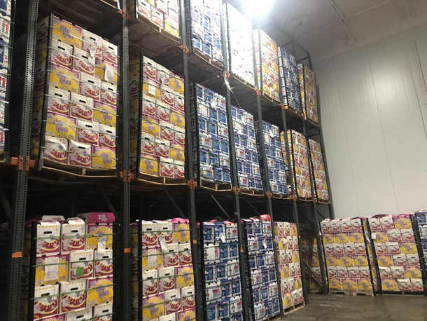 Warehouse in USA