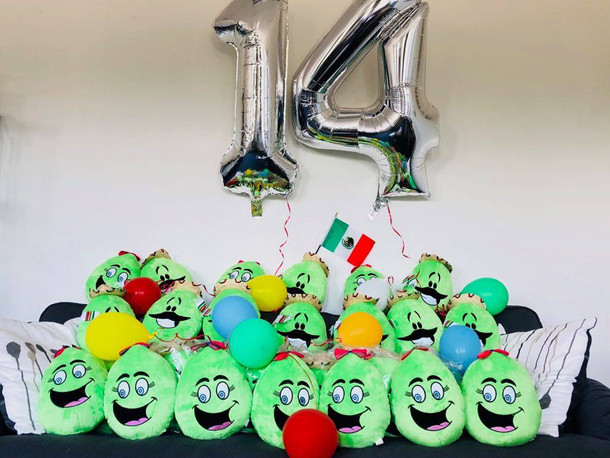 We are 14 years!! thanks to all of you
