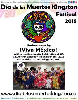 DDLM 2018 VIVA MEXICO