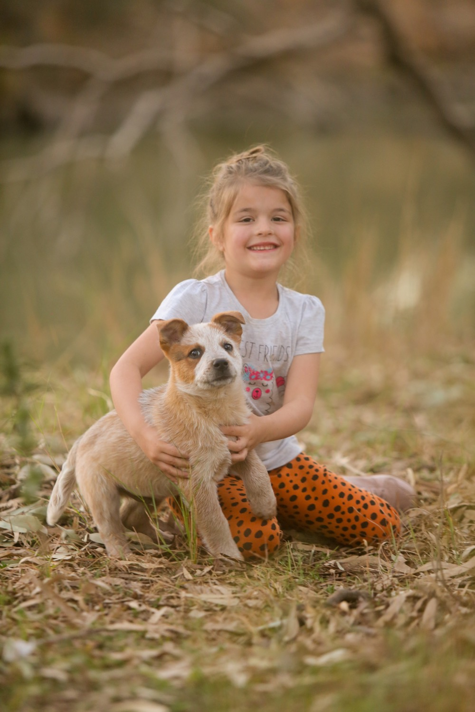 Charli and baby Mack