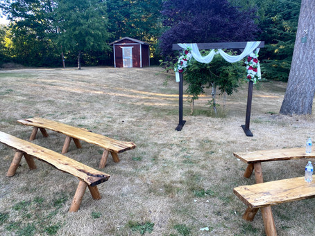 The COVID Wedding that Could- 8/15/2020