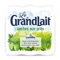 Candia GRANDLAIT-NATURALITE 2 Slive