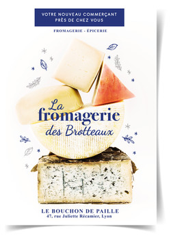 Flyer Fromagerie