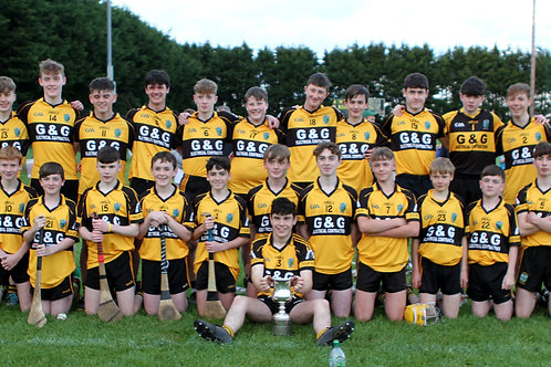 Four Roads v Athleague Tremane Oran: Roscommon U16 County Final 2020 DVD