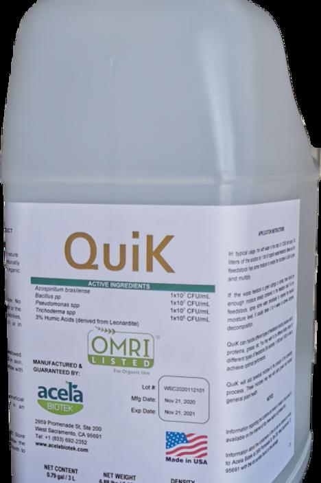 QuiK - 3 quarts