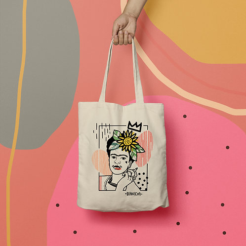Frida Kahlo graphic by BIANICON