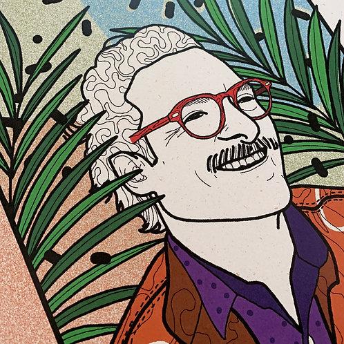 Joaquin Phoenix PRINT