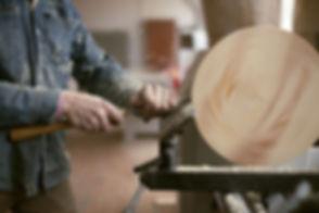 Carpenter at Work