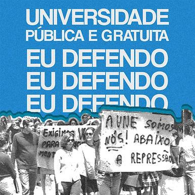 CAIXA NA RUA | Caixa Branca lança mais um ep sobre o corte de verbas na educação