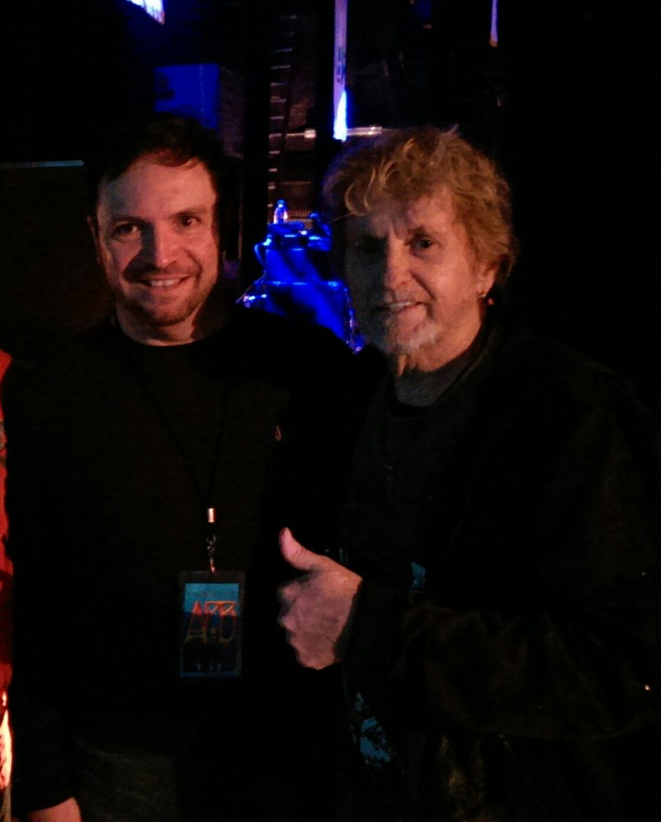 Tim and Jon Anderson